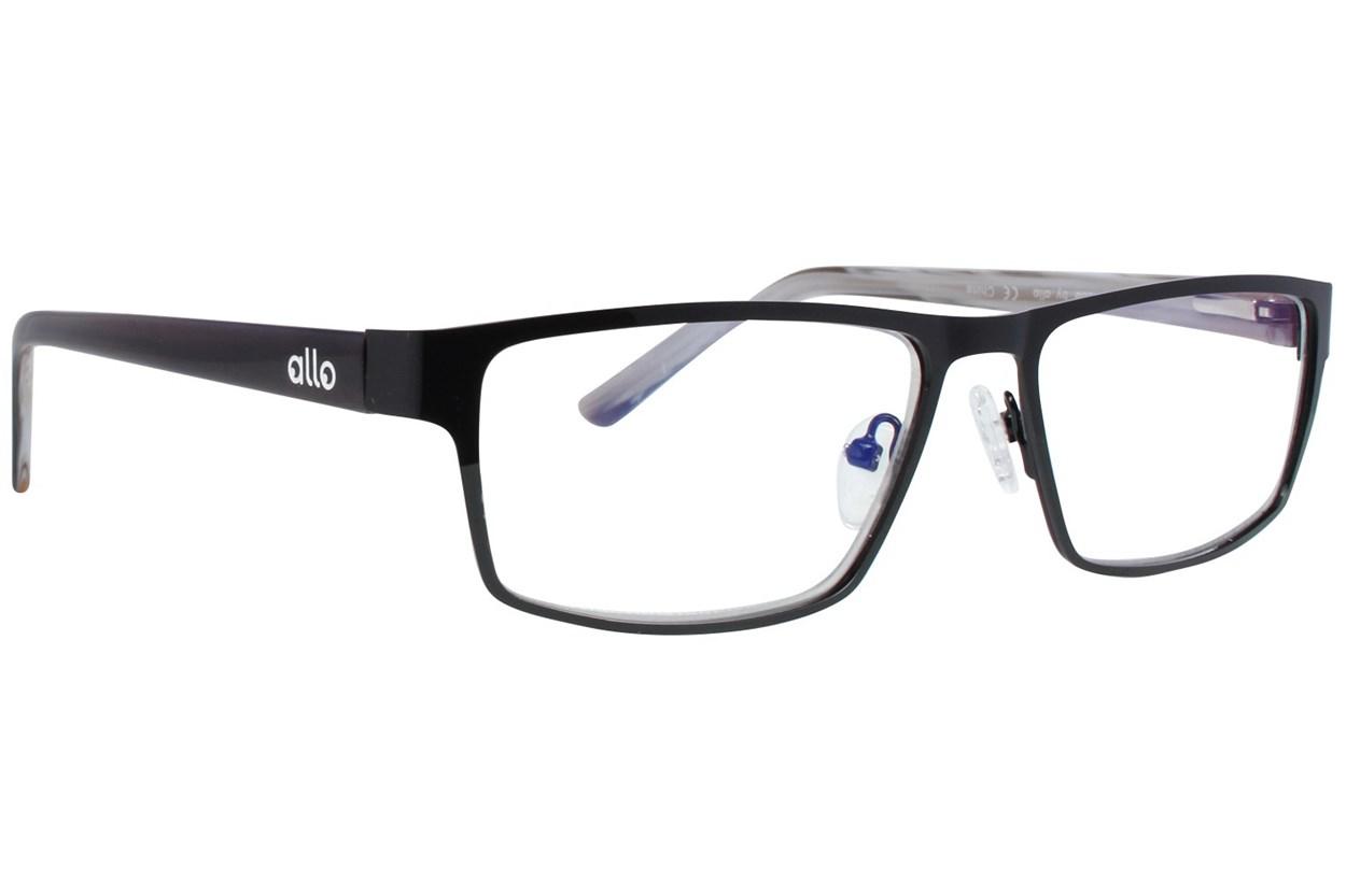 allo Salam Reading Glasses  - Black