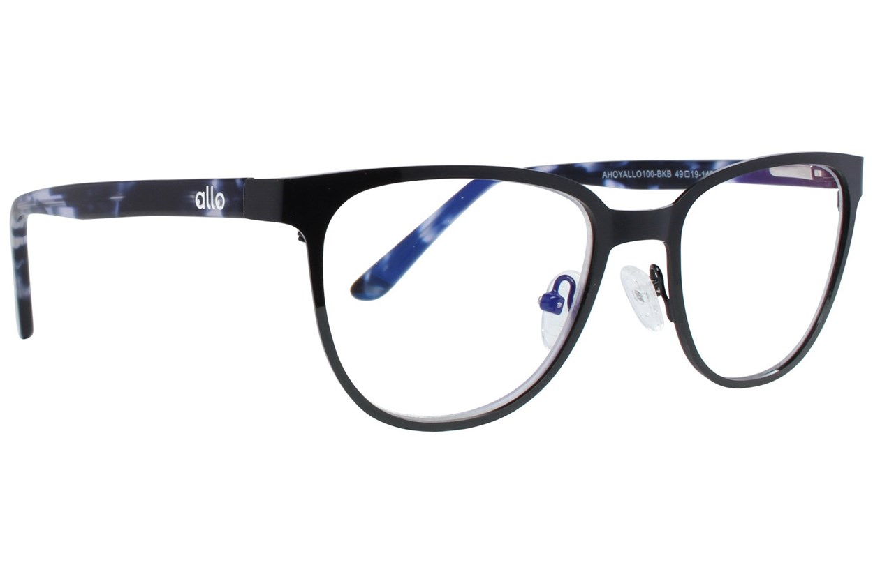 allo Ahoy Reading Glasses  - Black