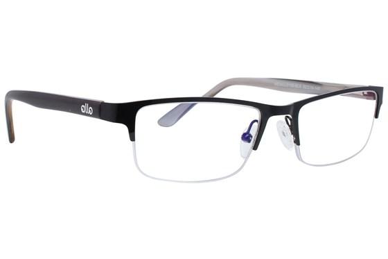 allo Wei Reading Glasses ReadingGlasses - Black