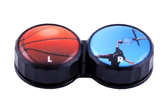 General Sports Contact Lens Case Cases