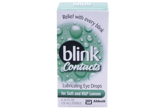 AMO Blink Contacts Lubricant Eye Drops (.3 fl. oz.) DryRedEyeTreatments